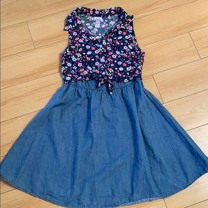 Girls Sz 12 Justice Brand Summer Dress